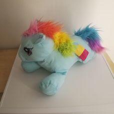 Én kicsi pónim Rainbow Dash hatalmas plüss póni