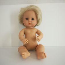 Zapf Baby LOU szőke hajú kislány baba
