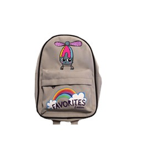 Favorites robotos szürke ovis hátizsák