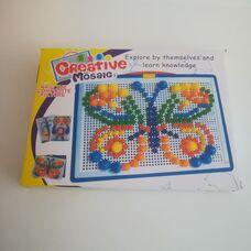 Creative Mosaic tárolódobozos pötyi játék