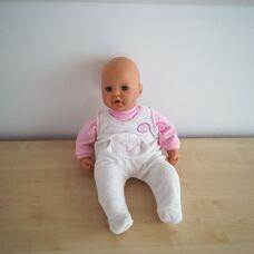 Zapf Baby Annabell síró büfiző interaktív csecsemő baba