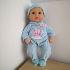 Zapf Creation My first Annabell kisfiú csecsemő baba