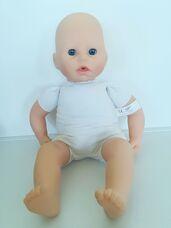 Zapf Baby Annabell interaktív csecsemő baba ruha nélkül
