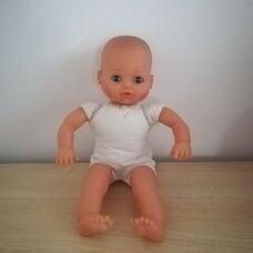 Lissi puha törzsű alvós baba ruha nélkül