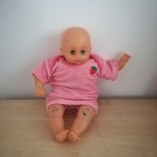 Ütöttkopott retro baba