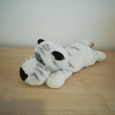 Hasaló plüss fehér tigris