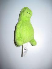 Mini plüss halványzöld sárkány bébi