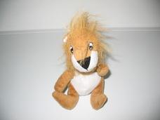 Mini plüss oroszlán bozontos sörénnyel