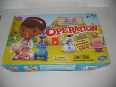 Dr Plüssi Operáció társasjáték