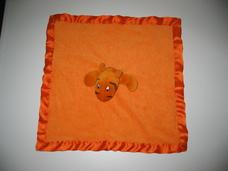 Disney Tigris gyönyörű narancssárga puha szundikendő