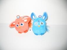 Mini plüss 2 darabos Furby figura szett