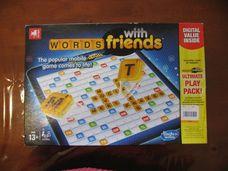 Words with friends társasjáték