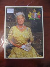 500 darabos Erzsébet anyakirályné puzzle