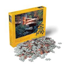 500-999 db-os puzzle, kirakó