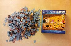 1000+ db-os puzzle, kirakó