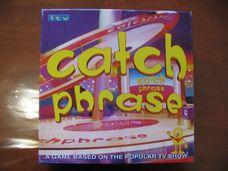 Catch phrase társasjáték