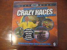 Crazy Races társasjáték