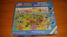 50 darabos óceán mélyi séta gyerekeknek kirakó (puzzle)