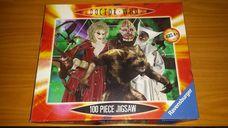 100 darabos Doktor WHO kirakó (puzzle)