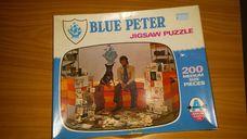 200 darabos Blue Peter és kutyája kirakó (puzzle)