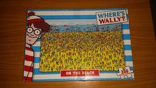 250 darabos Wally a homokos tengerparton kirakó (puzzle)