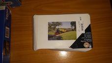 315 darabos régi mozdonyos vonat kirakó (puzzle)