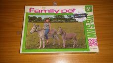 320 darabos szamárháton kirakó (puzzle)