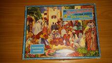 400 darabos marokkói piackép kirakó (puzzle)