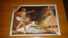 500 darabos 3 balerina kirakó (puzzle)