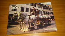 500 darabos lovasfogat kirakó (puzzle)
