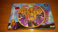 500 darabos Hannah Montana kirakó (puzzle)