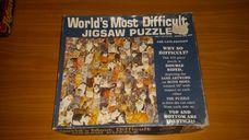 529 darabos macskák kirakó (puzzle)