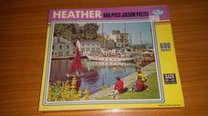 600 darabos kikötő gyerekekkel kirakó (puzzle)