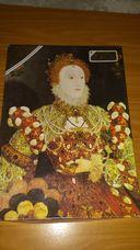 750 darabos középkori királynő kirakó (puzzle)