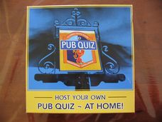 Host your own PUB QUIZ társasjáték