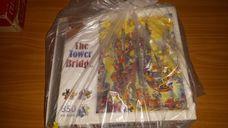 850 darabos Tower Bridge kirakó (puzzle)