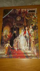 1000 darabos királyi esküvő kirakó (puzzle)