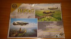 1000 darabos háborús repülők kirakó (puzzle)