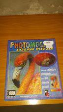 1000 darabos flamingó kirakó (puzzle)