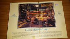 1000 darabos nosztalgia - helyi kisboltban kirakó (puzzle)