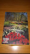 1000 darabos botanikus kert kirakó (puzzle)