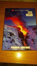 1000 darabos vulkánkitörés kirakó (puzzle)