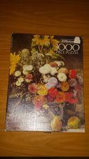 1000 darabos virágok csendélet kirakó (puzzle)
