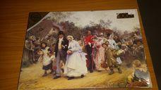 1000 darabos esküvői menet régen kirakó (puzzle)