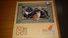 1000 darabos anyacica kicsinyeivel kirakó (puzzle)