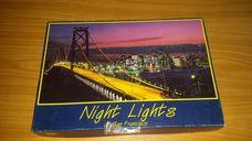 1500 darabos San Francisko fényei kirakó (puzzle)