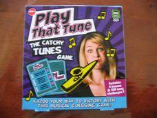 Play that tune társasjáték