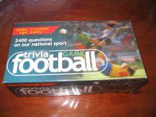 Trivia Football game társasjáték