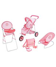 ELC Cupcake 9 részes babafelszerelés szett