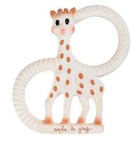 Új, Sophie a zsiráf gyűrűs rágóka
